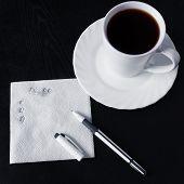 List And Coffee