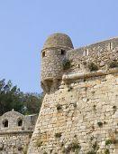 Rethymnon Fort Exterior