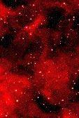 Estrelas da nebulosa vermelha