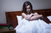 Woman Waked Up At 3 A.m