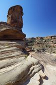 Rock formations in Canyonlands National Park, Utah, United States