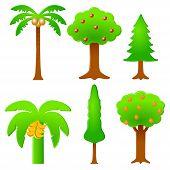 Iconic Trees