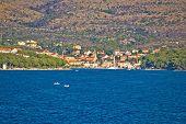 Milna On Island Of Brac