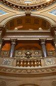 Marble arches & columns