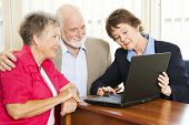 Senior Couple - Financial Advice