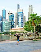 Singapore Jogging