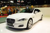 Nonthaburi - December 1: Jaguar Xj Car Display At Thailand International Motor Expo On December 1, 2
