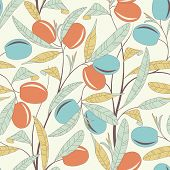 Olive Tree Illustration