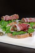 Sandwich Of Jamon