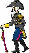 Old General Or Officer
