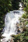 Sirithan Waterfall, Doi Inthanon National Park, Chiang Mai Province, Thailand