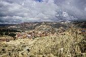 Moon Valley La Paz