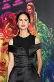 LOS ANGELES - DEC 10:  Katherine Waterston at the