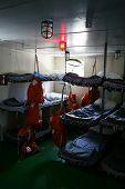 Ships Cabin