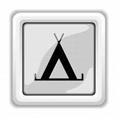 Tent Icon