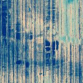 Vintage aged texture, colorful grunge background with space for text or image. With different color patterns: yellow; gray; blue; cyan