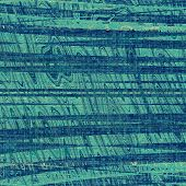 Textured old pattern as background. With different color patterns: gray; blue; cyan