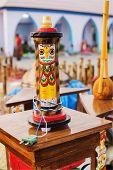Handmade Table Lamp, Indian Handicrafts Fair At Kolkata