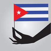 State Flag Of Cuba