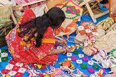 Handmade Jute Dolls , Indian Handicrafts Fair At Kolkata