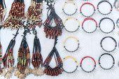 Ornaments On Display , Indian Handicrafts Fair At Kolkata