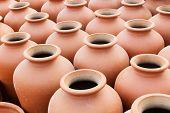 Terracotta Pots, Indian Handicrafts Fair At Kolkata