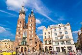 St. Mary's Church In Krakow