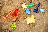 picture of children beach  - Children - JPG