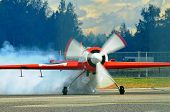 ������, ������: Stunt plane