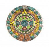 picture of mayan  - Mayan calendar - JPG