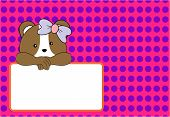 picture of hamster  - cute baby hamster girl background in vector format very easy to edit - JPG