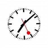 Universal clock shape