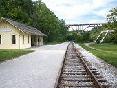 Bridges, Rr, & Depot