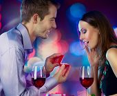 stock photo of proposal  - Valentine - JPG