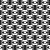 Abstract Geometric Seamless Pattern Of Striped Squares. Vertical Stripes. Modern Stylish Texture. Re poster