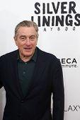 NEW YORK-NOV 12: Actor Robert DeNiro attends the premiere of