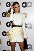 LOS ANGELES - NOV 13:  Alessandra Ambrosio arrives to the GQ Men Of The Year Party at Chateau Marmon