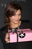 LOS ANGELES - NOV 15:  Alexandra Chando arrives for the Georgetown Cupcakes Los Angeles Grand Openin
