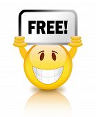 Free emoticon