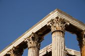 pic of olympian  - The Temple of Olympian Zeus - JPG
