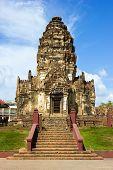 Phra Prang Sam Yot In Thailand