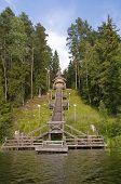 Wooden Church of St. Sergius