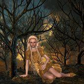 The Woodland Elf