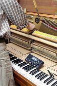 Afinação piano