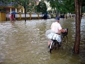 Flooding In Vietnam