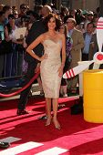 LOS ANGELES - AUG 5:  Teri Hatcher arrives at the