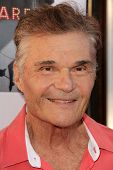 LOS ANGELES - AUG 4:  Fred Willard arrives at L.A.'s Feline Rescue Center's