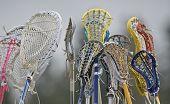 Sticks de Lacrosse de meninas