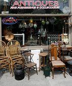 Old Antique Shop