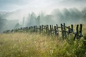 Blue Ridge Parkway Fence